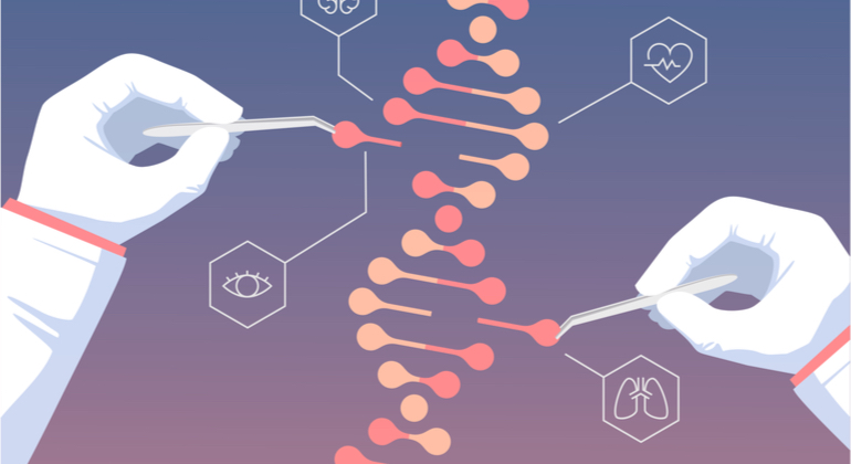 Nova técnica CRISPR poderia corrigir 89% das doenças genéticas