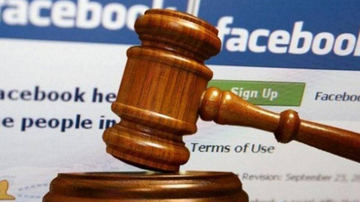 Facebook é processado por sonegação de imposto
